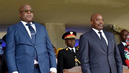 rencontre entre Tshisekedi et Kabila pour la nomination d'un Premier ministre
