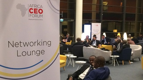 Le CEO Africa Forum s'est ouvert à Kigali ce lundi 25 mars 2019. © RFI/David B