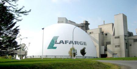 Lafarge est la première entreprise française poursuivie pour crimes contre l'humanité. Photo Lafarge