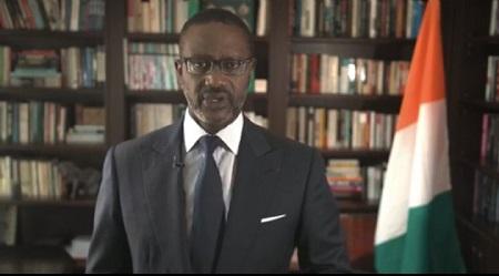 Tidjane Thiam adresse un message de reconciliation aux Ivoiriens ce 07 Aout 2020