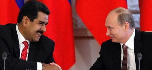 Les négociations entre le Venezuela et la Russie sur l'établissement d'une base militaire ont poussé les Etats-Unis à agir
