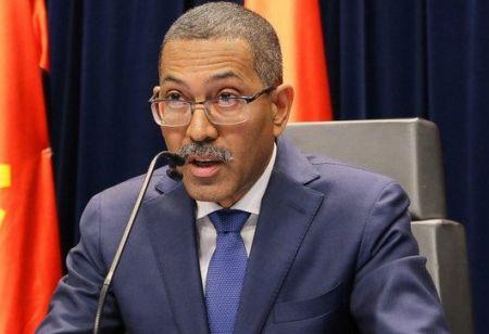 Diamantino Azevedo, le ministre de l'Energie