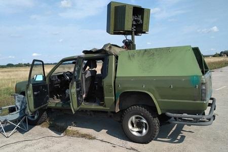 Un système anti-drones. Ph: medias24