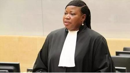 Fatou Bensouda, la procureure de la Cour pénale internationale. ICC-CPI