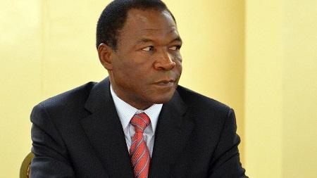 François Compaoré, frère de l'ancien président burkinabè Blaise Compaoré. (Image d'illustration) Ahmed OUOBA / AFP