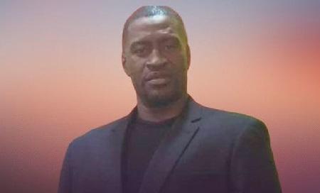 George Floyd, étouffé par un policier blanc lors de son arrestation
