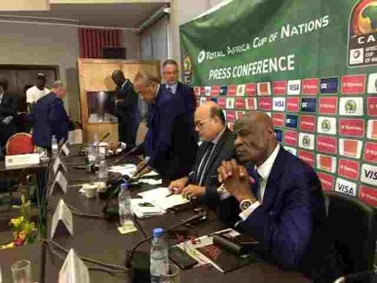 CAN 2019 : l'Afrique du Sud dénonce la CAF