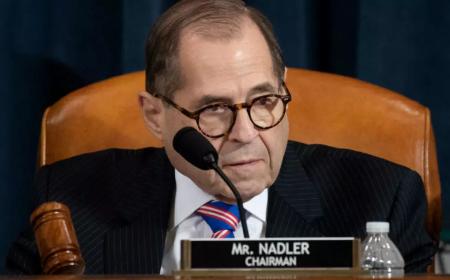 Jerrold Nadler, démocrate et président de la Chambre des représentants de la magistrature, à Washington, le 4 décembre 2019. Saul Loeb, REUTERS