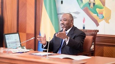 Le président gabonais Ali Bongo Ondimba a annoncé mardi soir le limogeage de son vice-président Pierre Claver Maganga Moussavou