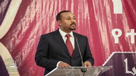 Le premier ministre éthiopien Abiy Ahmed nominé au prix nobel de la paix 2019