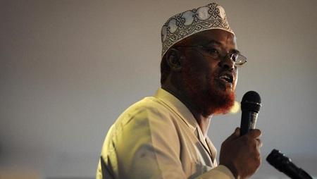 Ahmed Mohammed Islam, alias Madobe, l'actuel président de la région semi-autonome du Jubaland, est candidat à sa succession. © TOBIN JONES / AU UN IST / AFP
