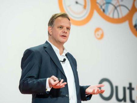 Pieter Zylstra (photo), directeur régional de la transformation numérique et du secteur financier pour le Moyen-Orient
