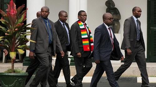 Le dialogue national initié mercredi par le président Emmerson Mnangagwa