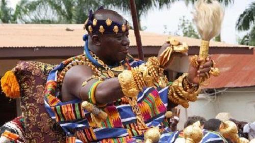 Le roi ashanti Otumfuo Osei Tutu II a annoncé la semaine dernière le lancement d'un fonds de développement de plus 100 millions $, pour la communauté ashanti