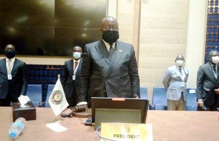 Le président ghanéen Nana Akufo-Addo prend les rênes de la CEDEAO pour une période d'un an