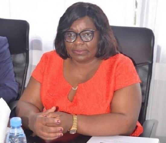 Mme Moampea Mbio, née Véronique Manzoua,  nommée le 14 décembre 2018, au poste de directrice générale de la Société camerounaise des dépôts pétroliers (SCDP)