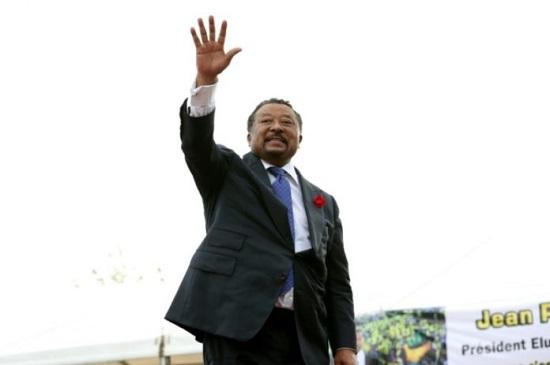 Le principal opposant du Gabon, Jean Ping