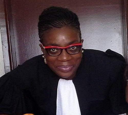L'avocate camerounaise réputée, Michèle Ndoki, arrêtée le 26 février puis placée en garde à vue