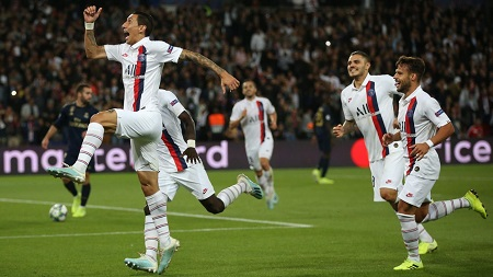 Di Maria régale et Paris met une claque au Real Madrid