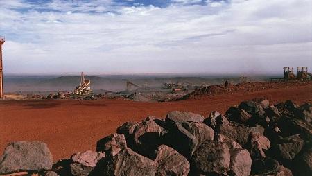 Mine de Zouérate, en Mauritanie. (Image d'illustration) © Getty Images/DEA/G.COZZI