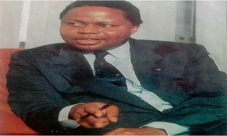 Sadou Hayatou , ancien Premier ministre du Cameroun (avril 1991 – avril 1992)