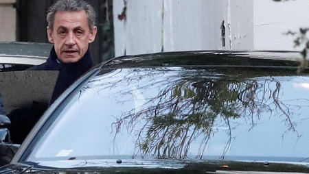 Le nom de Wahib Nacer revient plusieurs fois dans le dossier du financement libyen de la campagne de Nicolas Sarkozy (Image d'illustration). © REUTERS/Benoit Tessier