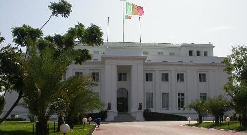 Palais présidentiel sénégalais était avant l'Indépendance le siège du gouvernement du Sénégal. Inauguré le 14 juillet 1907 par Ernest Roume