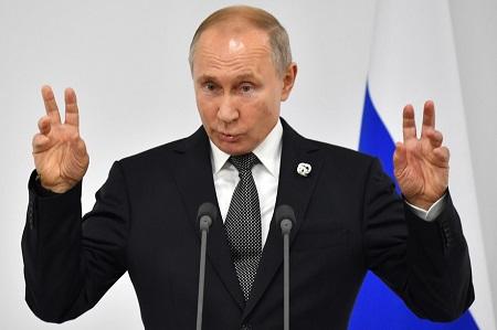 Vladimir Poutine autorisé à se maintenir au pouvoir jusqu'en 2036