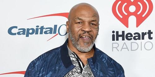 Mike Tyson de 52 ans s'est lancé dans le commerce de la marijuana. GREGG DEGUIRE VIA GETTY IMAGES