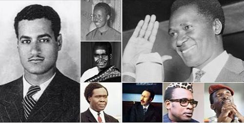 Ils font partie de la trentaine de chefs d'états Africains ayant accédé jeunes au pouvoir depuis les Indépendances