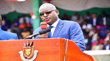 Un troisième mandat du président Pierre Nkurunziza