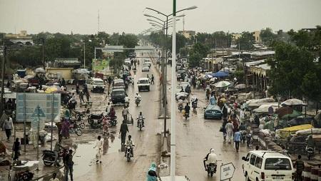 L'ambassade des Etats-Unis appelle le Tchad à respecter la liberté de manifester (image d'illustration). © Xaume Olleros / AFP
