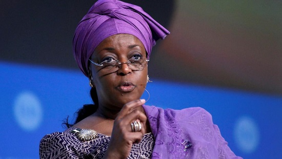 Diezani Alison-Madueke (photo d'archives). © REUTERS/Rick Wilking/File photo