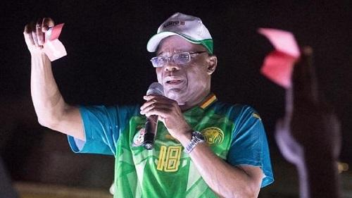 Le principal opposant camerounais, Maurice Kamto, arrêté fin janvier et écroué depuis à Yaoundé