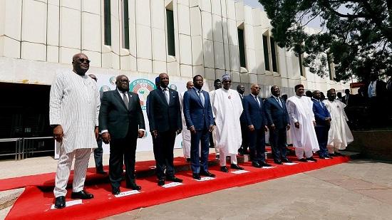 Les chefs d'Etats d'Afrique de l'Ouest