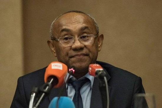 Le président de la CAF Ahmad est dans le viseur de la Côte d'Ivoire () L'Equipe
