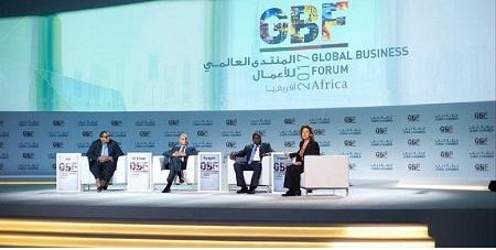 Global Business Forum 2019 à Dubaï