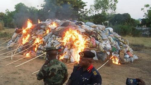 Les autorités bissau-guinéennes annoncent qu'elle vont procéder, ce jeudi matin, à l'incinération des 800 kgs de cocaine saisis (Photo d'illustration). © ©AMINU ABUBAKAR