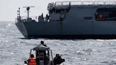 Trois marins russes kidnappés en août par des pirates probablement nigérians au large du Cameroun