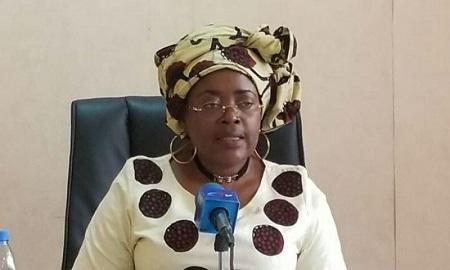 Minette Libom Li Likeng, la ministre des Postes et Télécommunications