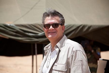 Milan Trojanovic, Directeur d'Appui à la Mission onusienne en Centrafrique (DMS)