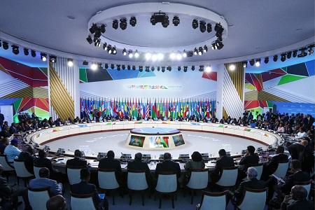Le tout premier forum Russie-Afrique qui s'est tenu du 23 au 24 octobre derniers à Sotchi