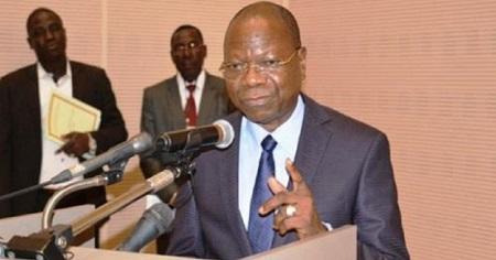 L'ancien Premier ministre du Tchad, Kalzeubé Pahimi Deubet