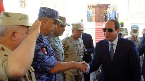 Le président égyptien Abdel Fattah al-Sissi. ©Reuters