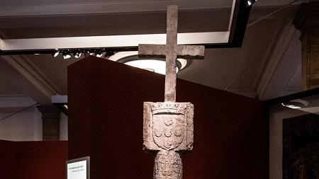 Le gouvernement allemand a annoncé ce vendredi qu'il rendrait à la Namibie une croix en pierre vieille de plusieurs siècles