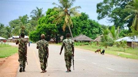 Mozambique: Daech entre en scène!