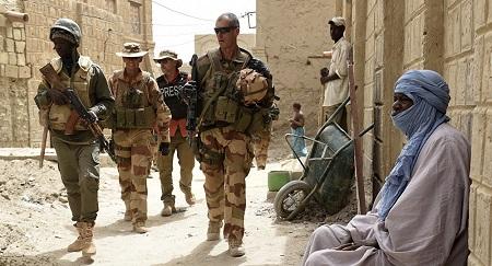 L'Élysée annonce la libération de quatre otages au Sahel, deux militaires français tués© AFP 2019 Philippe Desmazes