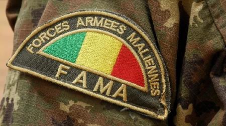 Les témoignages accusent les Forces armées du Mali d'exécutions sommaires ou de tirs contre les populations. Agnes COUDURIER / AFP