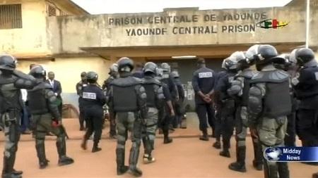 Réaction du gouvernement à la révolte des prisonniers de Kondengui