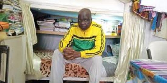Amadou Vamoulké a été arrêté en juillet 2016 et placé en détention provisoire pour détournement de fonds publics